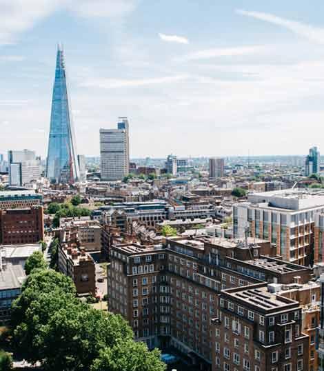 glaziers West London